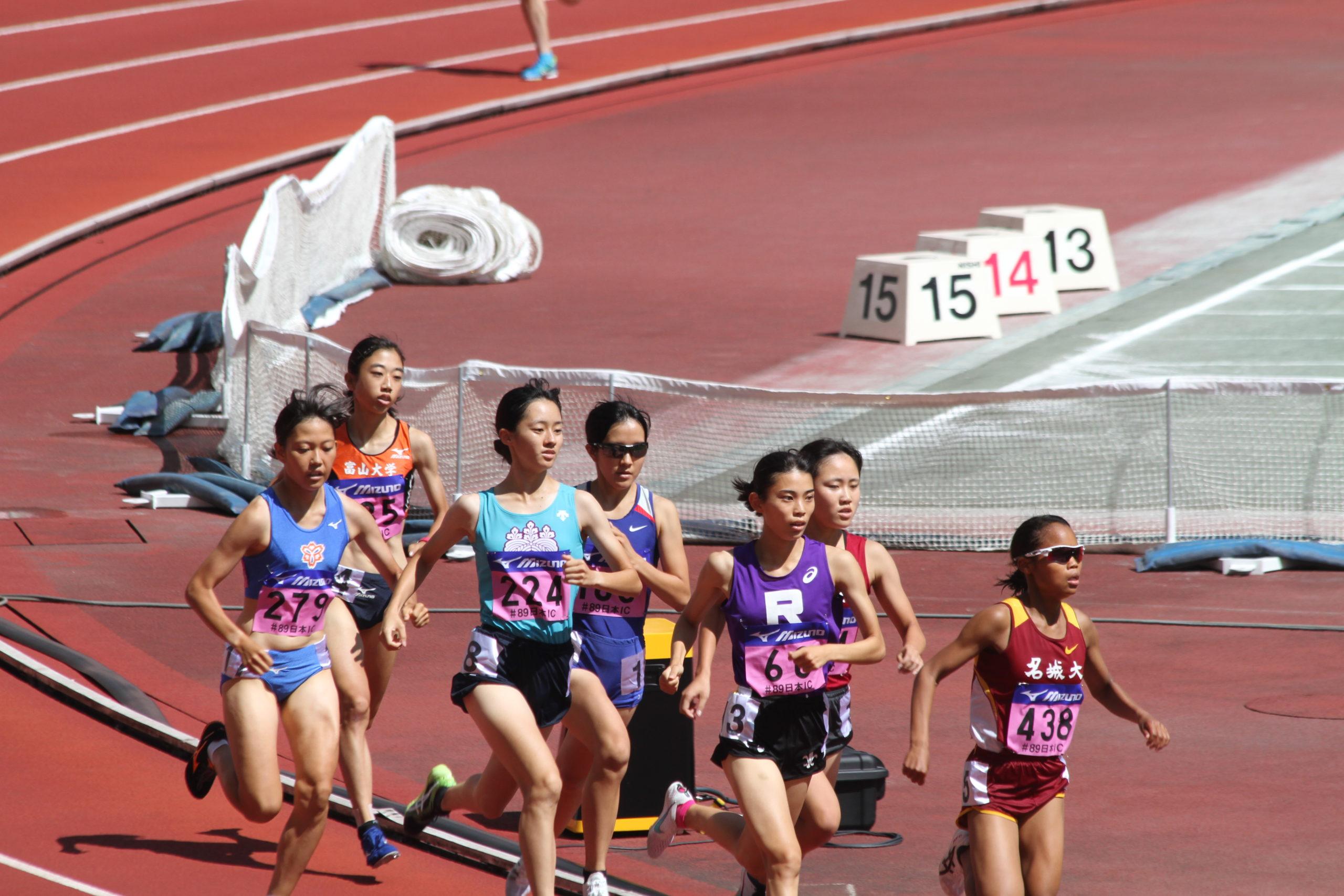 選手権 2020 日本 陸上